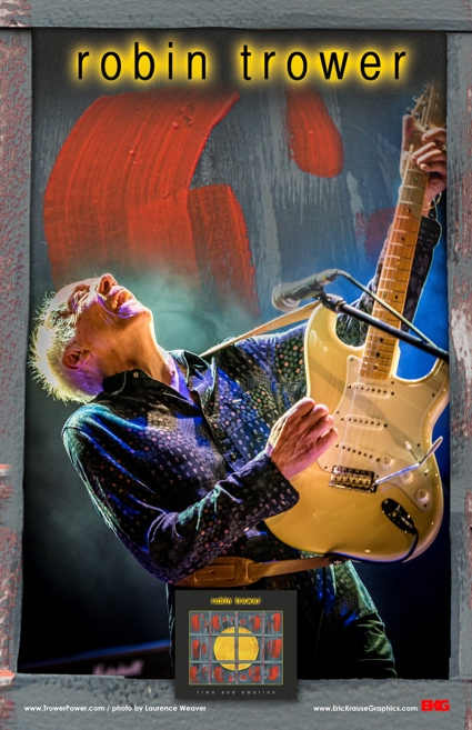 Robin Trower 2018 Tour Dates